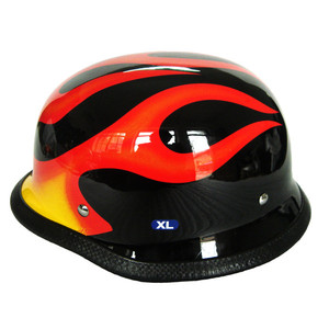 Factory Direct Supply Dot Motorcycle German Helmet for Sale