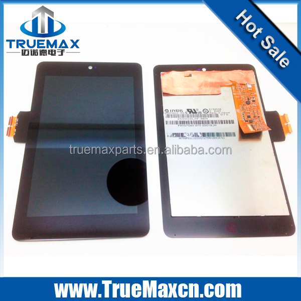 Hot Sale for Nexus 7 LCD with Digitizer, for Google Nexus 7 LCD Screen Display