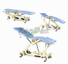 China supplier electric massage bed for rehabilitation