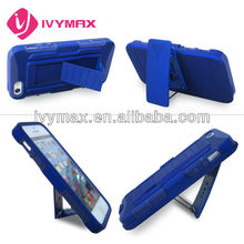 Christmas gift for iphone5 holster robot combo case