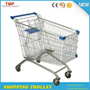 Four-wheels and Shopping Usage Euro Shopping Trolley