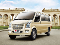 2016 Made in Chian Dongfeng Brand Mini Bus C37 7/9/11seats