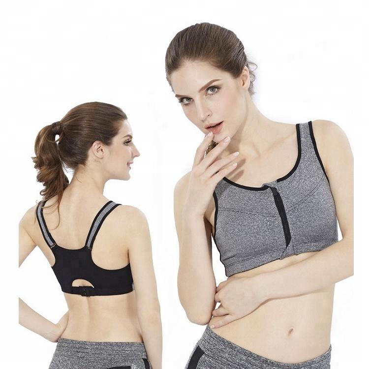 PT Sports Fitting Racerback Sports Bras High Impact Workout Gym Activewear Bra, Purple;blue;black;yellow;rose;orange;gray