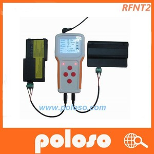 POLOSO RFNT2 2 channel with charger/test/communication function one year warranty universal laptop battery tester , .