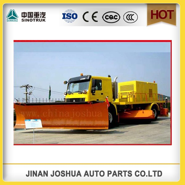 HOT SALES!!! CHINA TRUCK OF sinotruk howo snow sweeping truck