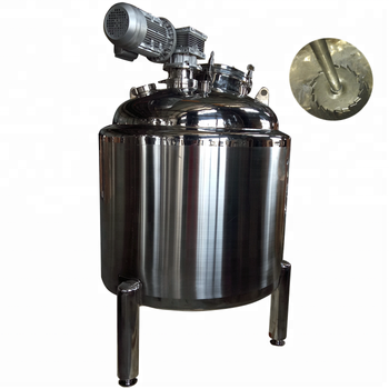 Industrial fruit soap homogenizer mixer machine price for sale