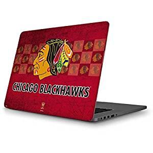 NHL Chicago Blackhawks MacBook Pro 13 (2013-15 Retina Display) Skin - Chicago Blackhawks Vintage Vinyl Decal Skin For Your MacBook Pro 13 (2013-15 Retina Display)