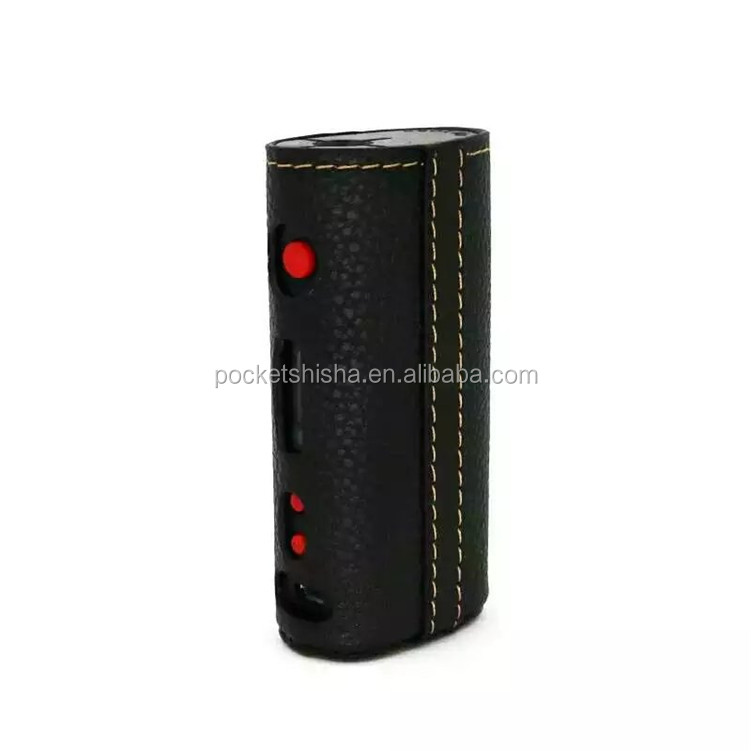 Anti-slip ecigarette PU leather case for kanger subox kbox topbox mini