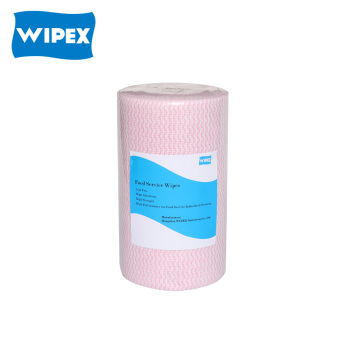 New Desig Disposable Wiper Non-Woven Spunlace Kitchen Rag