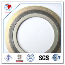 "Spiral Wound Gasket 4"" 150# ASME B16.20 SS316/Graphite with CS outer ring Material Gaskets"