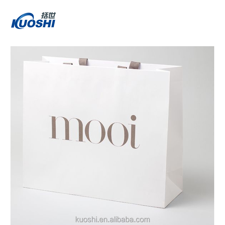 customized making paper gift bag