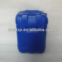 40L plastic blow drum with screw lid