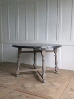 vintage outdoor furniture french style wedding table