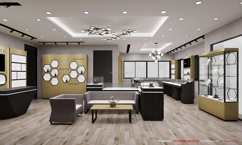 Luxury Modern Jewelry Shop Interior Design In Jewelry Store Display Buy Jewelry Shop Counter Design Images Switzerland Jewelry Watch Shop Jewellery Shop Counter Design Jewelry Display Product On Alibaba Com