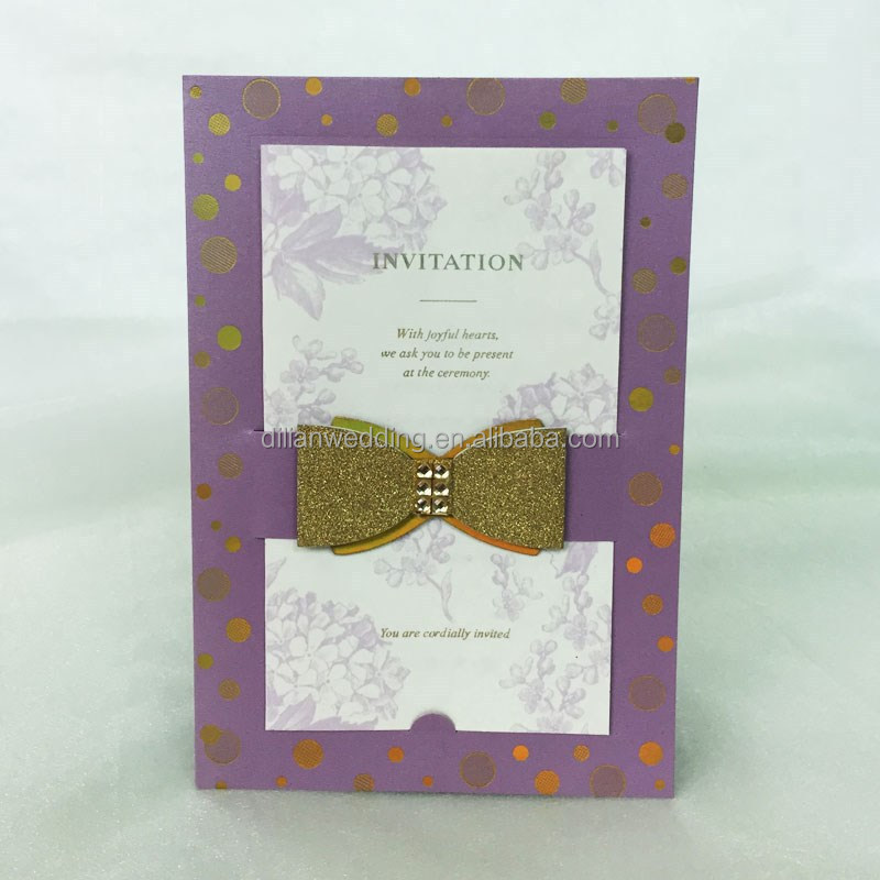 Handmade 3d Invitation Card Handmade 3d Invitation Card Suppliers – Invitation Cards Handmade