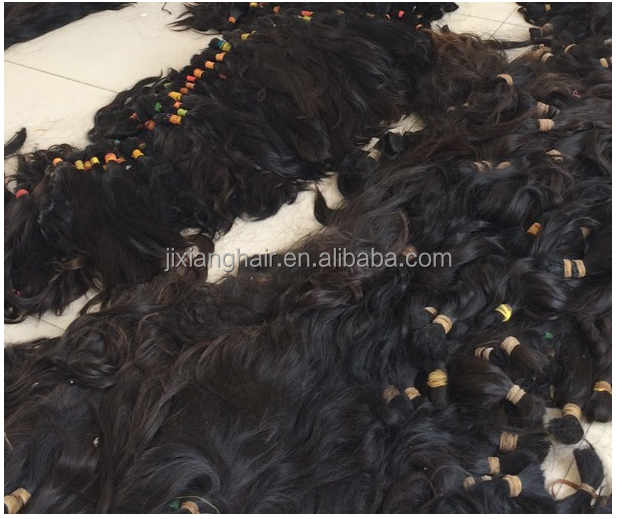 From one donor cut virgin raw materials hair can be bleaching/raw materials of virgin raw hair/Alibaba hair for virgin raw mater