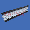 two lines rollers side guide roller for conveyor system line