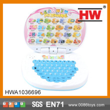 Hot sale educational toys kids laptop computers
