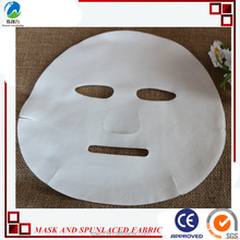 Organic Cotton Skin Care Product Face Mask Sheet breathable face mask