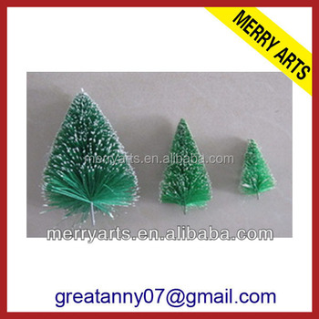interior decoration items small tabletop decorated artificial plastic christmas trees for sale