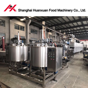 Automatic Small hard Candy Making Machine/ Small hard Candy Production Line.