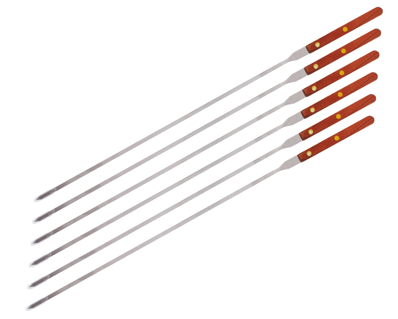 Buy Special Wooden Racket For Brazilian Bbq Skewers In