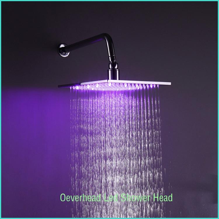 Hot Shower Water