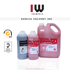INKWORLD ink solvent ink for konica head 512i of Allwin/Liyu/Taims etc solvent printer