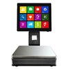 15 Inch Windows System All-In-One POS Scale With Thermal Printer