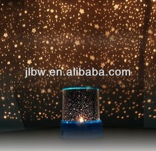 Multicolor Changing Projection Lamp/Colorful Star Projection lamp strat light