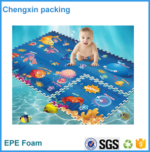 Factory custom design kid's play mat baby play mat children play mat