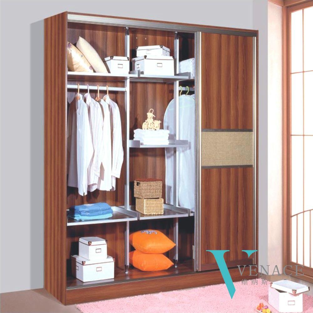 Wall Mounted Wardrobe Cabinet Metal Steel Bedroom Wardrobe