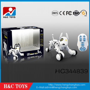 Kids Educational Robot Toy Dog Smart Electronic Robot Dog HC344839