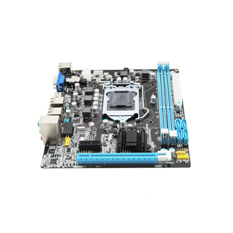 Cost-effective desktop computer motherboard pc 1155 intel gamig h61 mainboard