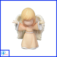 Resin Precious Moments Open Arms Angel Figurine