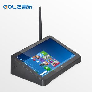 7 Inch Fanless Rugged Mini PC Ethernet RJ45 port Intel tablet PC 800x1280 IPS capacitive Touch panel PC box pos USB 3.0 wifi