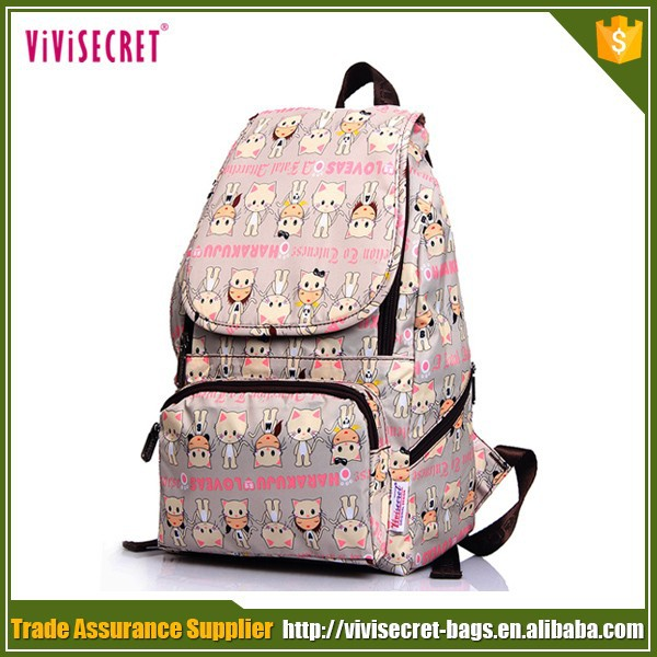 vivisecret Wholesale kids name brand school bag