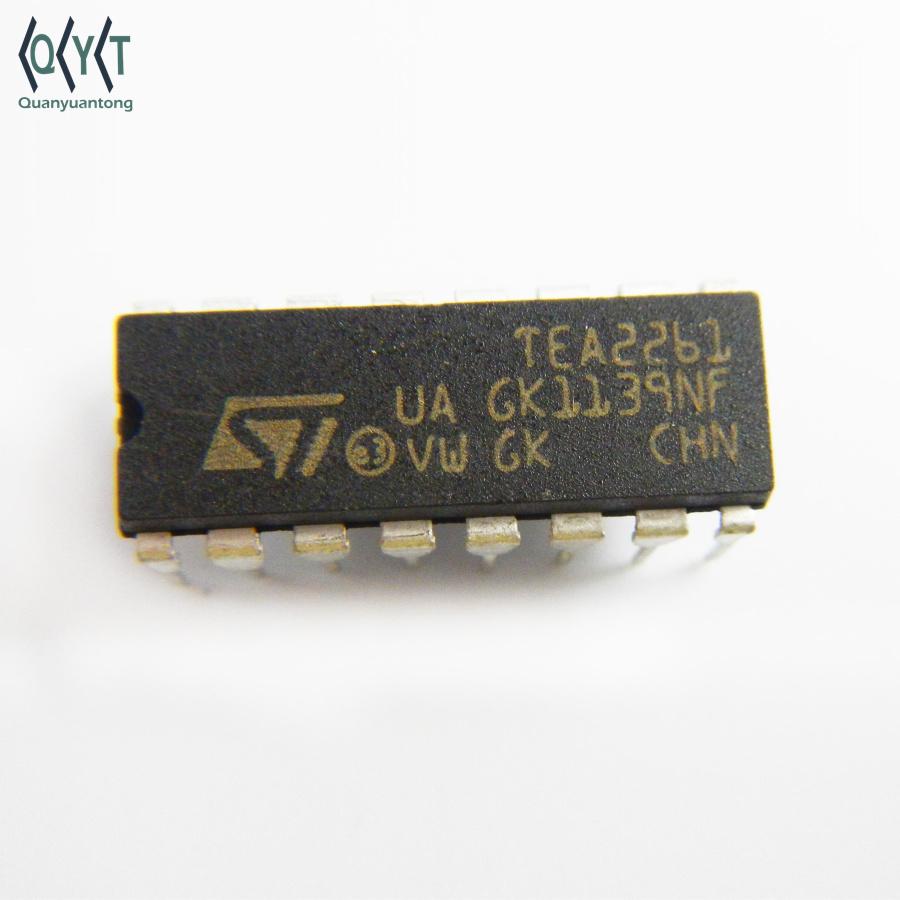 IC TEA2261INTEGRATED CIRCUIT DIP16
