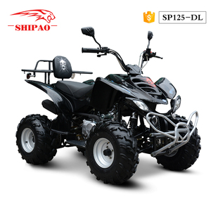 SP125-DL Shipao enjoy freedom quad 110 125