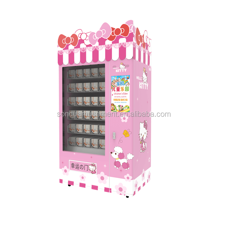 Lucky Box Vending Machine For Sale Full Auto game machine