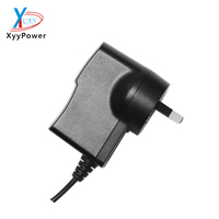 High quality 9V 7.5V 12V 1A AC / DC Power Supply Adaptor EU US UK EU plug for SUPER NINTENDO SNES Console New