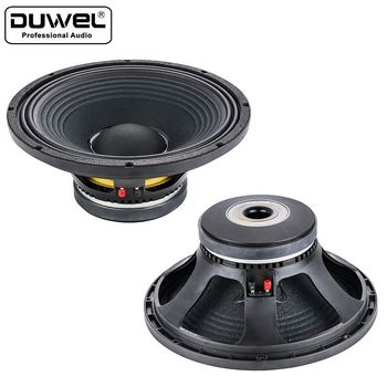"Quality Guarantee SGS Approved 18"" speaker"