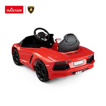 Rastar Lamborghini Electric Car For Kids To Drive Buy Electric Car