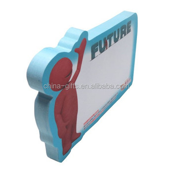 Customized letter shaped sticky notes buy letter shaped for Buy letter shaped sticky notes
