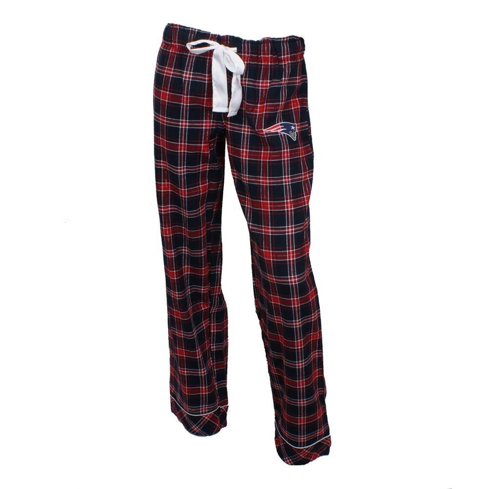 Ladies Capitvate Flannel New England Patriots Pajama Pants