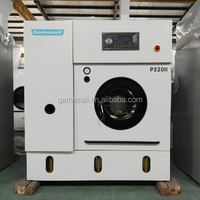 2016 Commercial dry cleaning machine, cheapest laundry dry cleaning equipment, 8-12 hotel perc