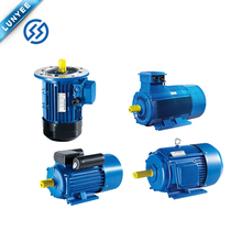 3 phase and single phase 1hp electric motor