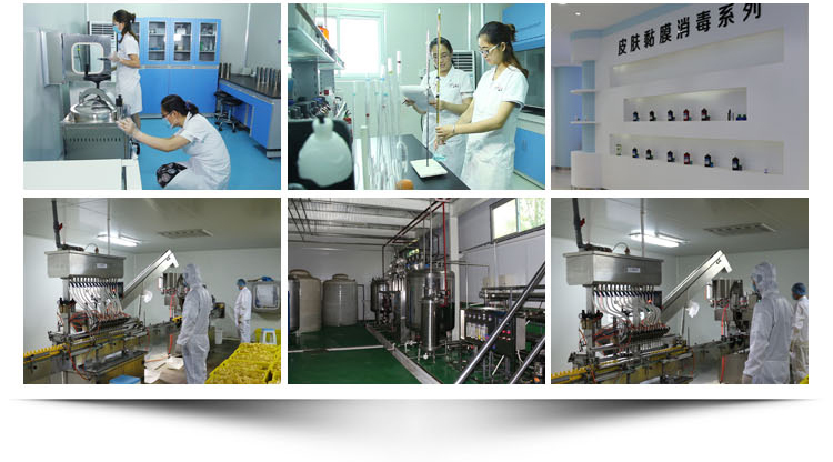 500 ml di liquido di lavaggio a mano di materie prime/anti-batterico lavaggio a mano/lavaggio a mano liquido sapone