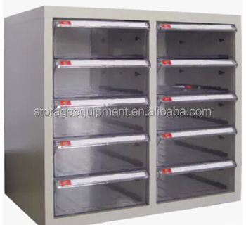 Plastic Drawer File Cabinet Metal File Cabinet With Index Card ...