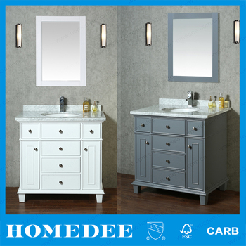 Homedee wholesale teak wood 12 inch deep bathroom vanity buy furniture from china buy teak for Bathroom vanities china wholesale